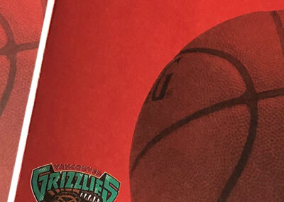 Collateral: Vancouver Grizzlies