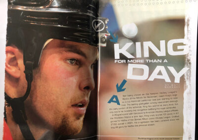 Vancouver Canucks Game Day Magazine Design_2185