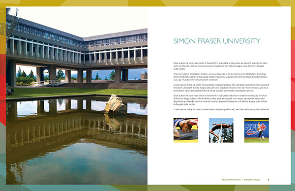 Event Bid Book: Tourism Burnaby