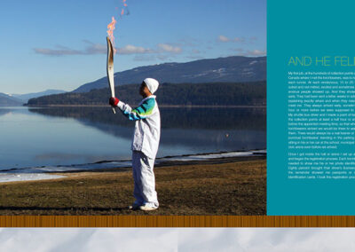 Book: Olympic Torch Relay