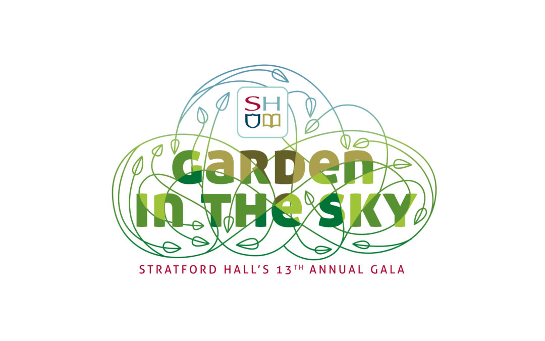 Logo: Stratford Hall Fundraising Event
