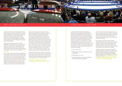 Sport Event Bid Book Design3