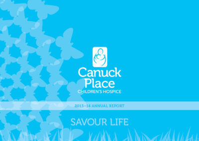 Annual Report: Canuck Place 2014