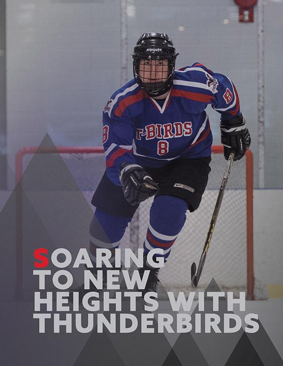 VancouverThunderbirdsHockeyClub BrochureDesign 4