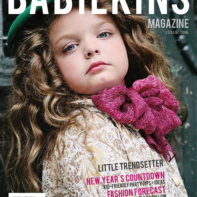 Magazine: Babiekins Issue 1