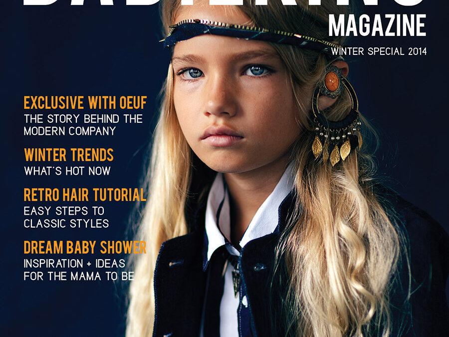 Magazine: Babiekins Issue 3