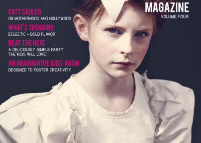 Magazine: Babiekins Issue 4