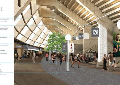 Commonwealth Stadium Rebrand Book Design 16