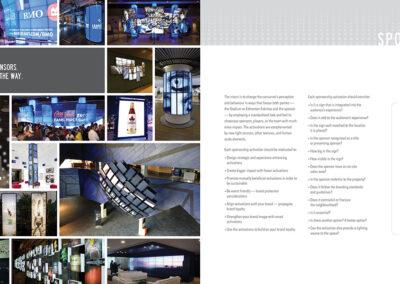 Commonwealth Stadium Rebrand Book Design 18