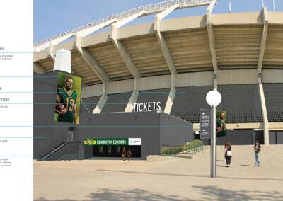 Commonwealth Stadium Rebrand Book Design 29