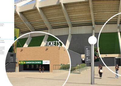 Commonwealth Stadium Rebrand Book Design 30