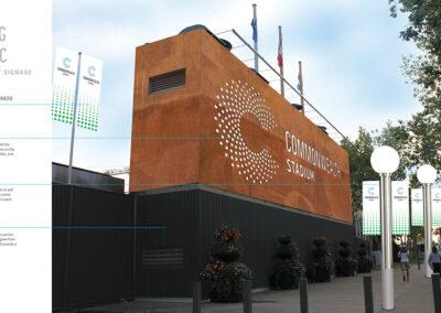 Re-brand Book: Commonwealth Stadium