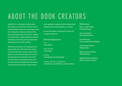 Commonwealth Stadium Rebrand Book Design 33