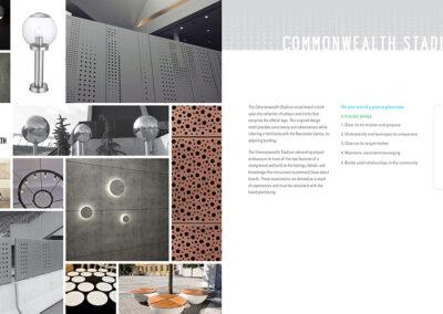 Commonwealth Stadium Rebrand Book Design 5