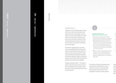 Commonwealth Stadium Rebrand Book Design 8