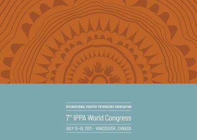 Event Brand Identity: World Congress on Positive Psychology