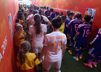 Japan v Netherlands: Round of 16 - FIFA Women's World Cup 2015