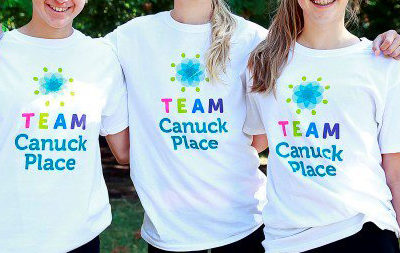Guide: Canuck Place Fundraising